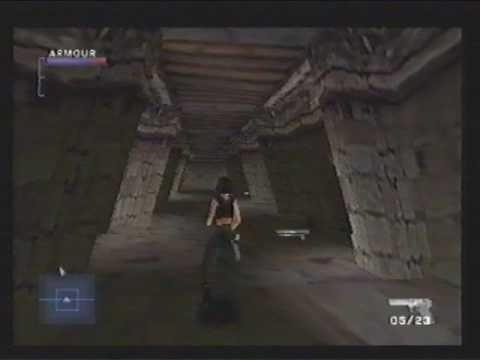 Syphon Filter 3 - PS1 - Level 08 - Aztec Ruins