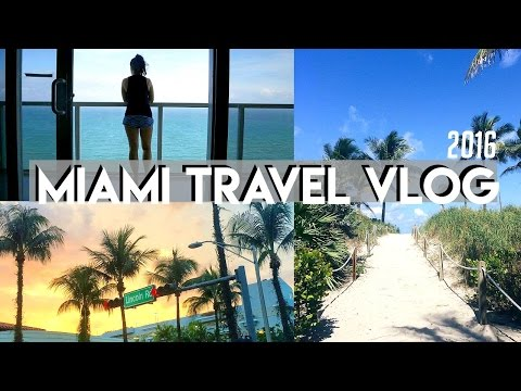 MIAMI TRAVEL VLOG 2016 | TORI CAMERON