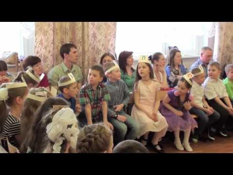 Выпускной в 1- а классе школы №3 г.  Новодвинска 25 мая 2017 года