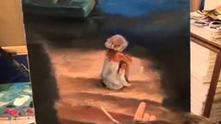 художник южаков урок рисования