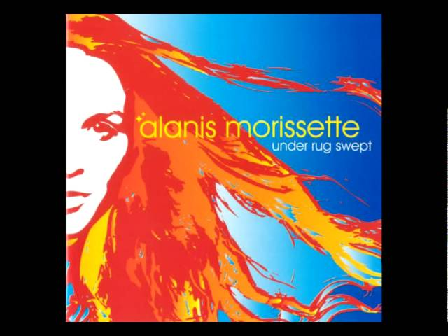 """名曲千夜一夜物語-665~""""Hands Clean""""-Alanis Morissette-2002"""