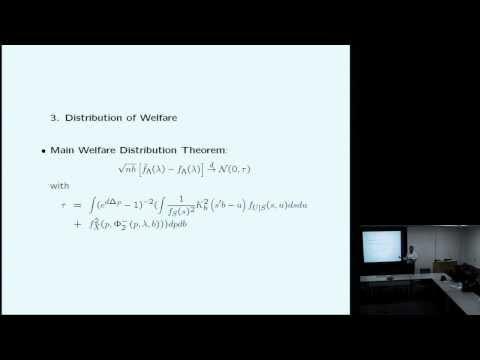 Stefan Hoderlein 11/20/2013 on YouTube