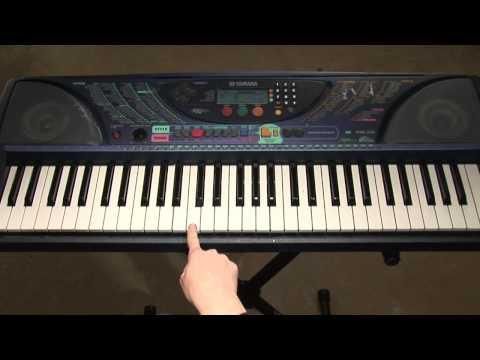 B Piano Chord Worshipchords