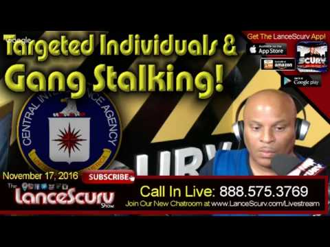 Targeted Individuals, Gang Stalking Techniques & The RH Negative Blood Type Takedown!