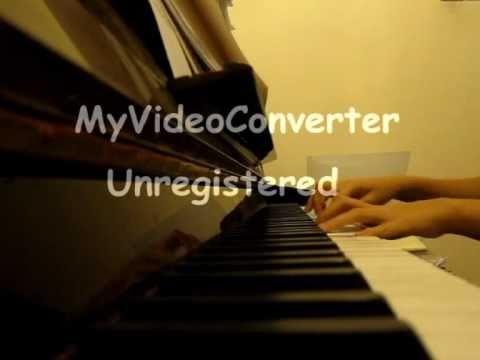 (Fast Version) 泡沫美人鱼 Pao Mo Mei Ren Yu - 徐熙媛 / 大S (Piano Cover 鋼琴版)