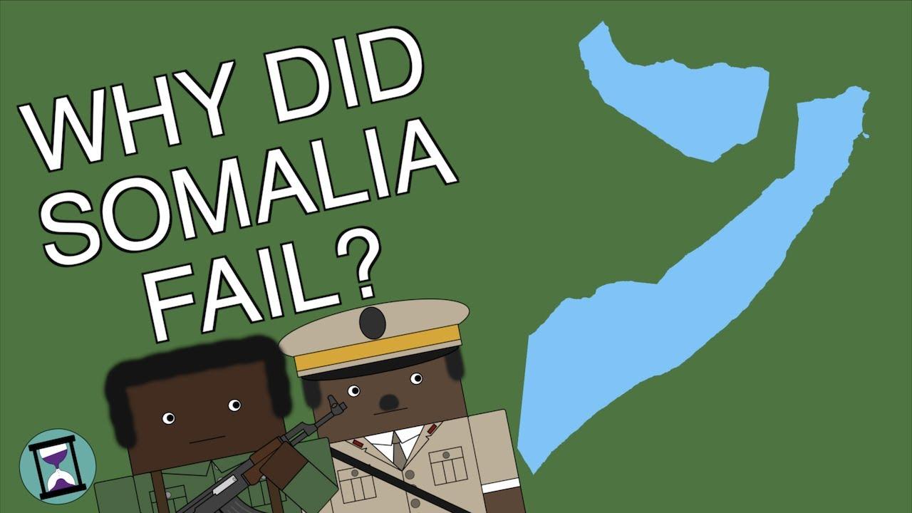 Why did Somalia fail? (Short Animated Documentary)