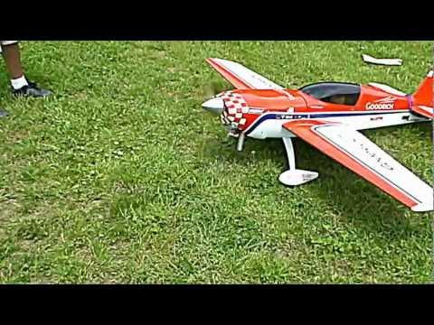 Great Planes Patty Wagstaff Extra 300