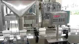 Granule Filling Machine: Particle Bottling