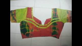 Latest daily wear blouse designs