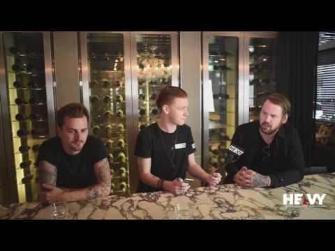 Beartooth Interview 2016   HEAVY TV