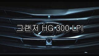(직장인 방송) 그랜저HG 300 LPI 차량가격 보험…