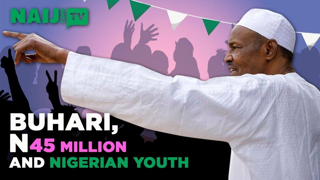 Nigeria News Today: Will Buhari Get Votes Of Nigerian Youth? | Legit TV