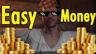 Kingdom Come Deliverance Money - Bandit Hunting
