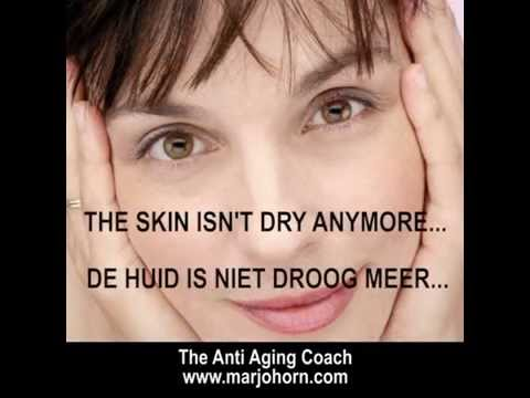 Beauty tips - Dry Skin Solution - Anti Aging Coach - Marjo Horn