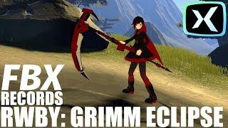 FBX RECORDS: RWBY: Grimm Eclipse
