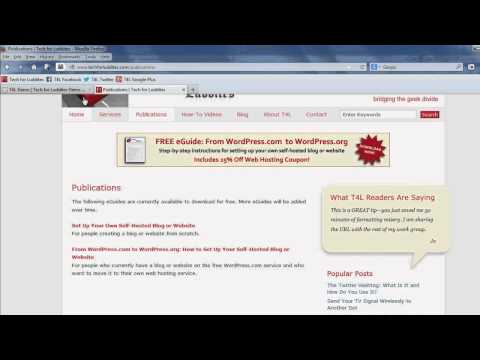 How To Enable My Firefox Browser To Read PDF Files