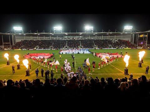 RD 1 - St Helens vs Wigan Warriors 2019