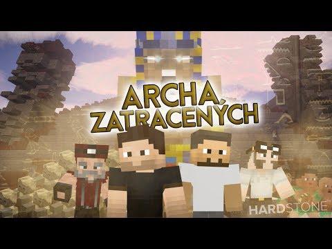 Archa Zatracených | Český Minecraft Dobrodružný Film [CZ/SK/HD]