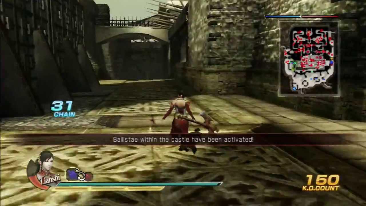 DW8XL: Diaochan Secret Weapon [Chaos Low Level] | 5th