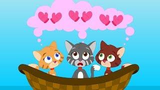 Three Little Kittens Rhyme