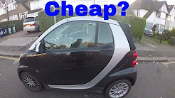 Review And Running Costs On My Smart Car