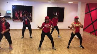 Song  level up l Artist  Ciara l Fitness Cover by Deepak l The Swingers Dance Inc Video