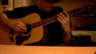 Shanghai (Andy McKee cover)
