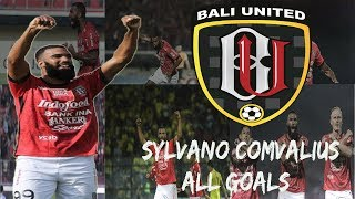 Video Sylvano Comvalius ● All 37 Goals ● Bali United FC ● Liga 1  2017 download MP3, 3GP, MP4, WEBM, AVI, FLV Januari 2018