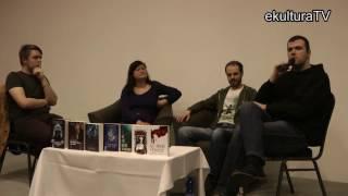 Beszélgetés a kortárs science fiction- és fantasy irodalomról (részlet) - ekulturaTV