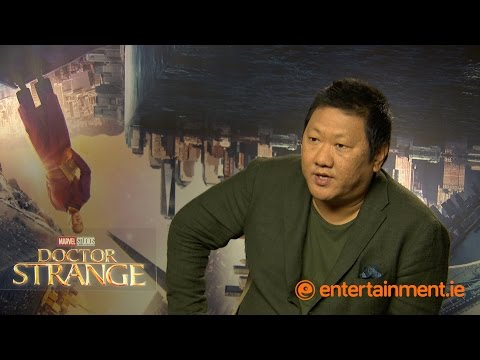 We talk to Benedict Wong about Doctor Strange and Black Mirror