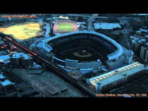 Yankee Stadium, New York City, NY, USA Collage Video - youtube.com/tanvideo11