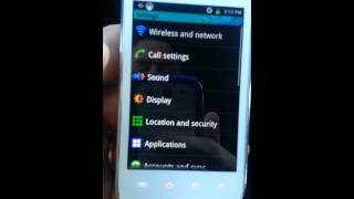 Samsung Galaxy Admire 4G from Metro PCS Overview