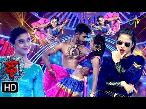 Dhee 10 | Semi Finals | 27th June 2018 | Full Episode | ETV Telugu