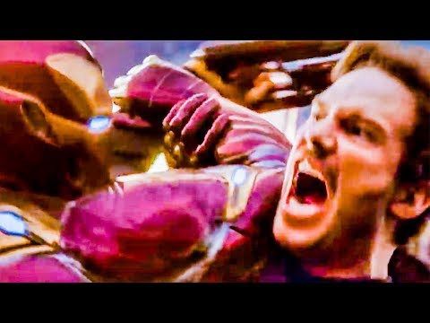 NEW Avengers Infinity War Scenes REVEALED - LEGACY Trailer EXPLAINED