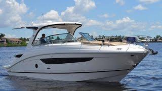 2016 Sea Ray 350 Sundancer Sport Yacht For Sale at MarineMax Naples