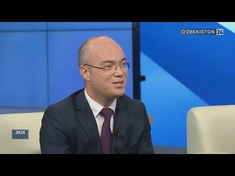 Anatoly Motkin StrategEast Interview For Uzbekistan 24