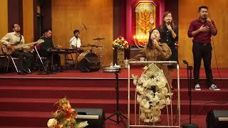 Download Lagu Tanda - Tanda T'lah Nyata (Cover) - GPdI Bethlehem Probolinggo {Ruth Nonce Mokodaser & Team} mp3