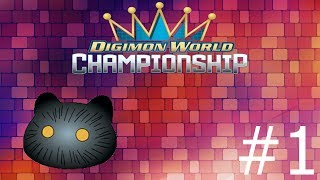 Digimon World Championship - Episode 1 - Rivalry with Tsunamon