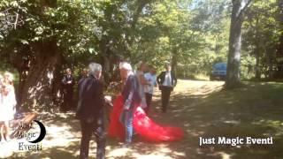 Just Magic Eventi - Entrata Sposa rito civile - Damiano - One