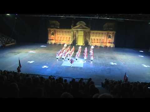 Musikparade 2016    Erfurt    -=Slovenia: Show Orchestra of Maribor Post=-