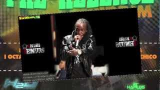 Mavado - Real Niggaz Do Real Things [Pre-Release Riddim] Aug 2012
