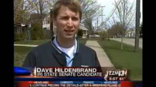 WZZM TV 13 Reports Dave