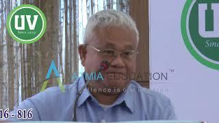 Uv Gullas College of Medicine - Atmia Education - Dr. Pastor Nino