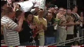 2009 PBA Geico Plastic Ball Championship - Chris Barnes vs. Pete Weber (Part 1)