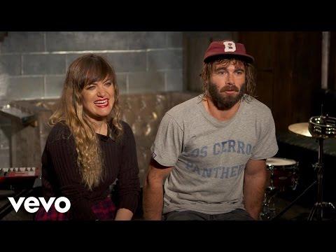 Angus & Julia Stone - dscvr Interview