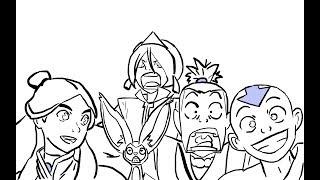 Evermore animatic Avatar animatic