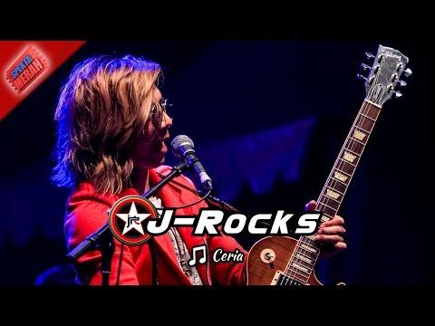 CERIA   KEREN ABIS J-ROCKS - Aransemen Baru Bikin Semangat Nyanyi Bareng (Live Patokbeusi Subang)