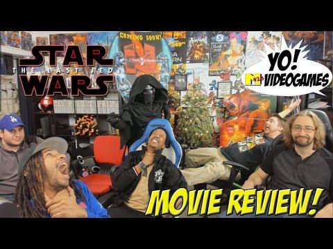 Star Wars: The Last Jedi! YoVideogames Movie Review