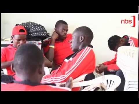 Uganda Cranes Masaka Regional Tour