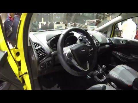 Ford Ecosport Mk Obd Diagnostic Port Location